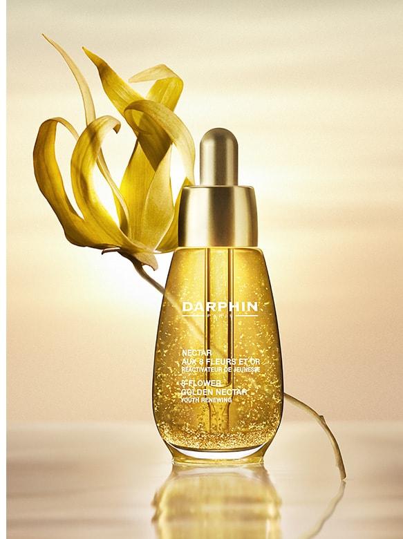 Parisian Glow Skin >> 8-Flower Golden Nectar | Darphin
